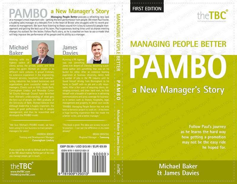 PAMBO - book cover
